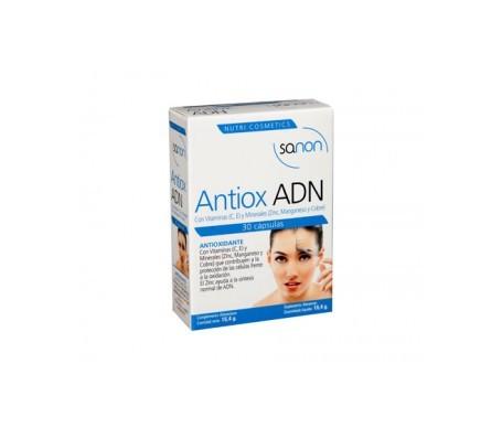 Sanon antiox ADN 30cáps