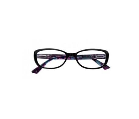 Varisan gafas lectura 1.5 dioptrías modelo bologna color morado 1ud