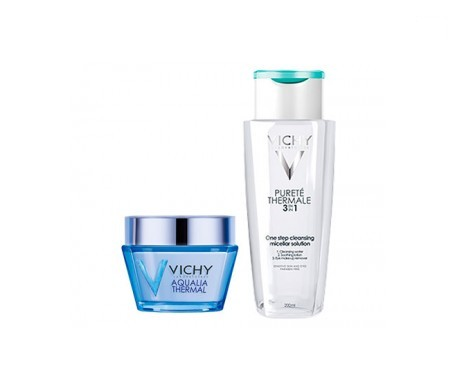 Vichy Aqualia Thermal crema ligera 50ml + REGALO solución micelar