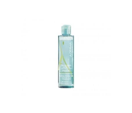 A-derma Physac purificante acqua micellare 200ml