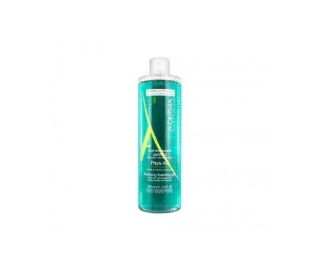 A-derma Physac gel limpiador purificante 400ml
