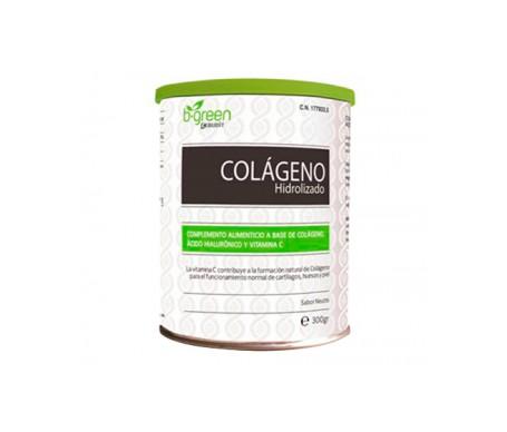 B-green colágeno hidrolizado 300g