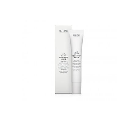Babé Iqualogy White tone unifying fluid 50ml