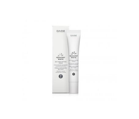 Babé Iqualogy White crema unificadora del tono SPF30+ 50ml