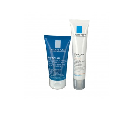 La Roche-Posay Effaclar Duo 40ml + gel mousse 50ml
