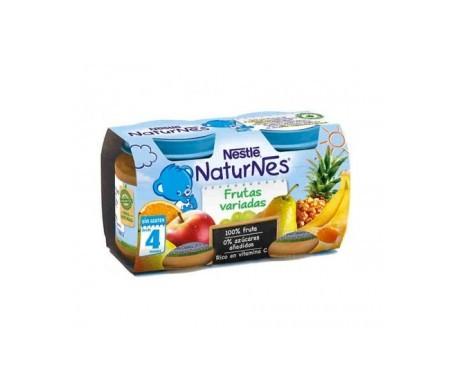 Nestle Bebe Frutas Variad 2 U