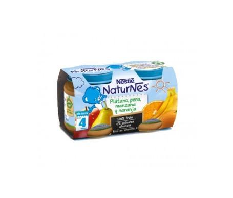 NaturNes 4 Frutas 130g+130g