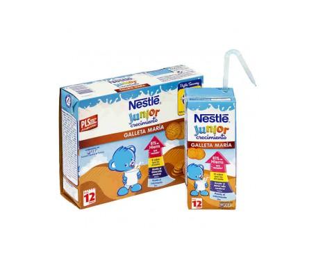Nestle Crecimiento 1+ Galleta Maria 3x200ml