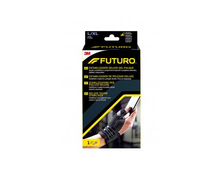 Futuro® 3M muñequera pulgar color negro T-L/XL 1ud