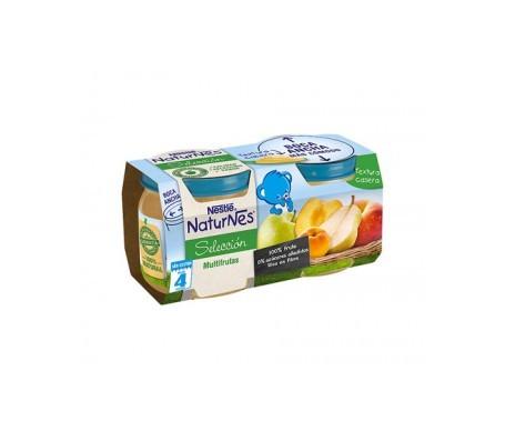 NaturNes selección multifrutas 200g+200g