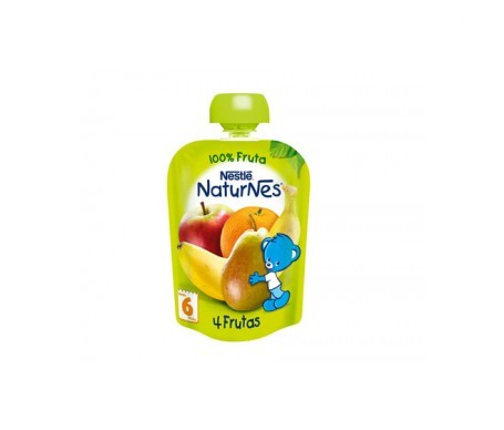 NaturNes 4 Frutas 90g