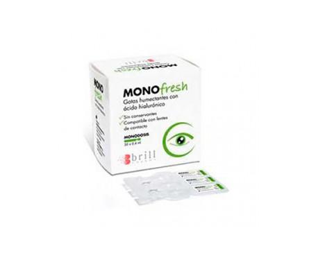 Mono Fresh Humectantes Gotas 10und X 0,4 Ml