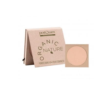 Postquam Organic tono Light polvo compacto 75ml