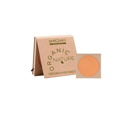 Postquam Organic tono Medium polvo compacto 75ml