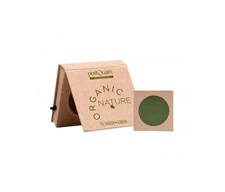 Postquam Organic tono Green sombra de ojos 75ml