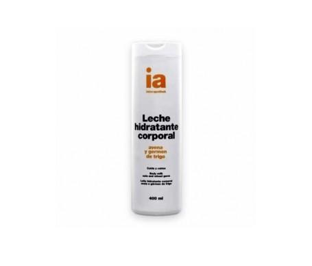 Interapothek Leche Corporal Hidratante Con Avena Y Germen De Tri