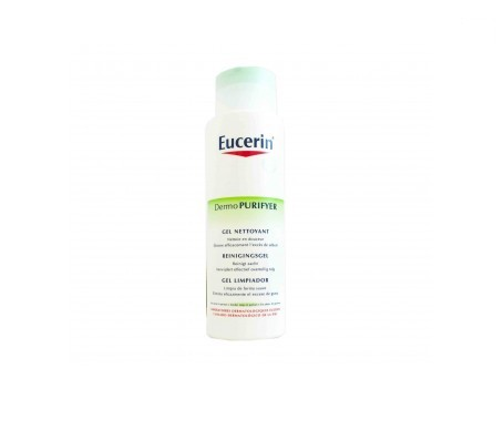Eucerin™ Dermo Purifyer cleansing gel 400ml