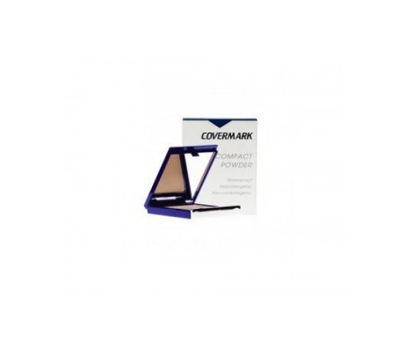 Covermark dry skin compact powder nº4 10g