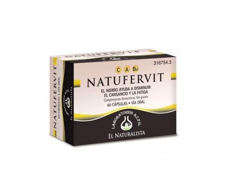 El Naturalista Naturfervit 60cáps