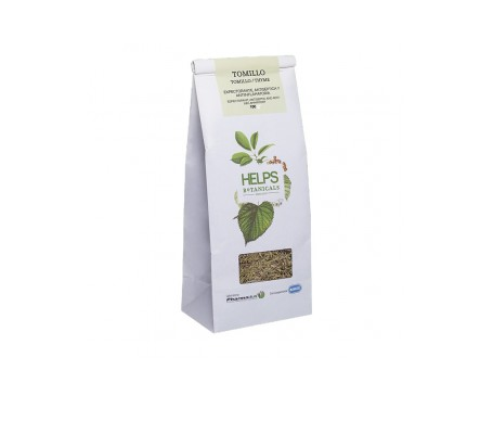 Helps Botanicals tomillo bolsa 100g