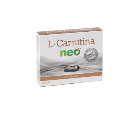 Neovital Neo L-carnitina 30cáps