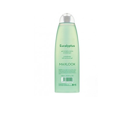 Maxlook Gel De BaÑo Eucalyptus 750 Ml
