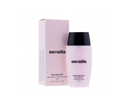 Sensilis Skin Delight Fluid Anti-spot SPF50+ 50ml