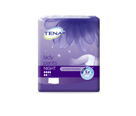 Tena Lady Pants Night Medium 8uds
