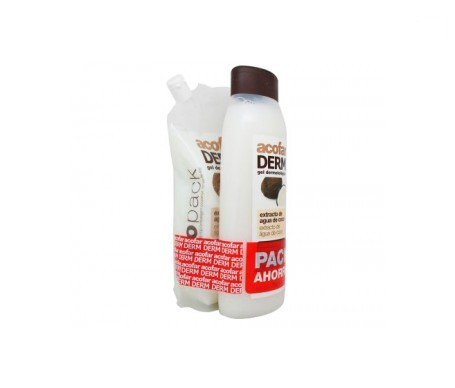 Acofarderm gel coco 750ml + ecopack 250ml