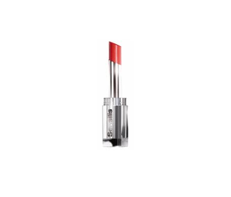 Sensilis Crystal Shine barra de labios luz perfecta tono 01 peach 1ud