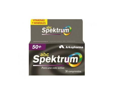 Spektrum 50+ Arkochim 30 Comprimidos