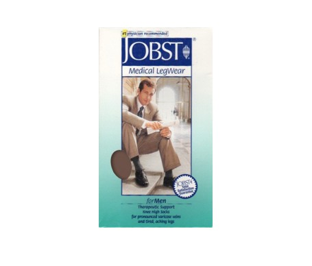 Jobst calcetín compresión normal marrón talla G 1ud