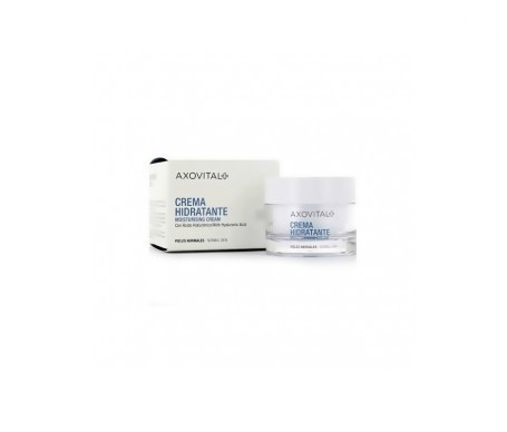 Axovital crema hidratante piel normal 50ml