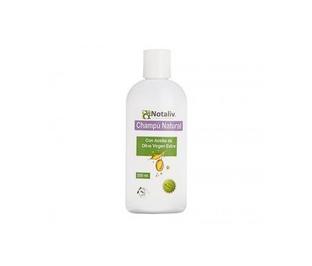 Shampoo all'olio extravergine di oliva naturale Notaliv 200ml