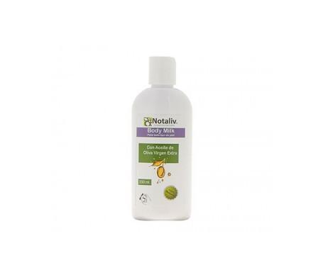 Notaliv Bodymilk todo tipo de piel aceite de oliva virgen extra 400ml
