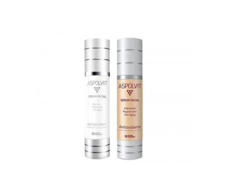 Aspolvit sérum 50ml + crema 50ml
