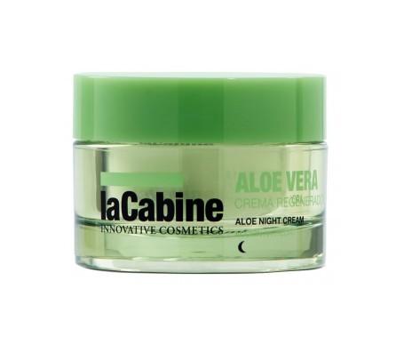 La Cabine crema notte rigenerante Aloe Vera 50ml