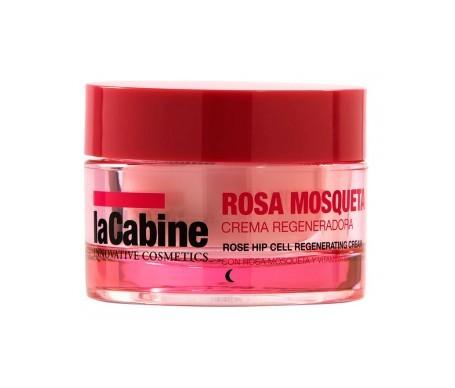 La Cabine crème de nuit régénérante rose musc 50ml