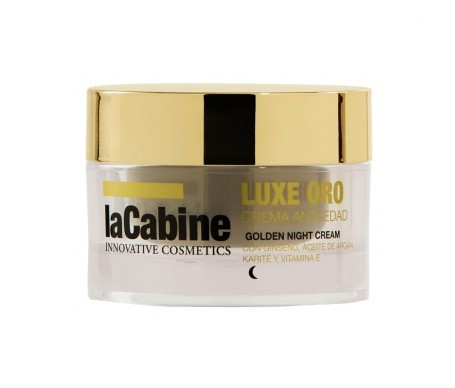 La Cabine night cream luxe gold 50ml