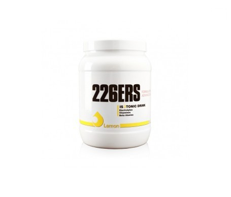 226ERS Isotonic Energy Drink limón 500g