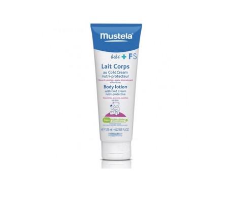 Mustela Cold Cream leche corporal 200ml