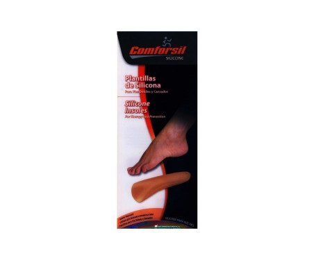 Comforsil foot insoles weak and tired T-G 2uts