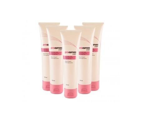 Procurves Cream crema aumentar y reafirmar pecho 100mlx5uds