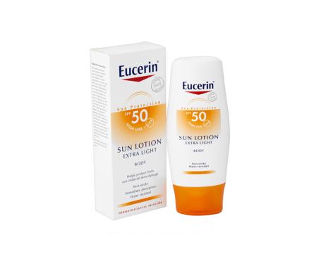 Eucerin® Solar SPFS50+ loción 400ml