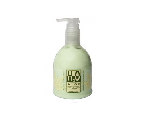 H2o Aloe Body-crem Corporal 300  Ml