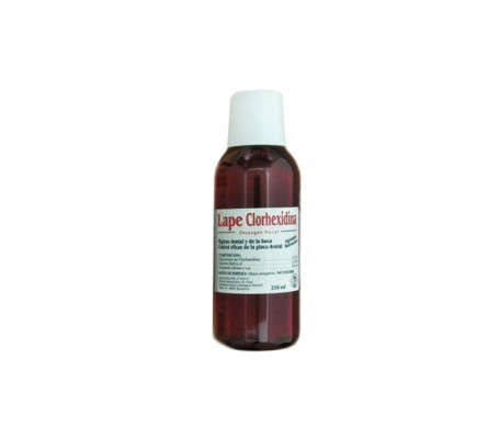Lape Clorhexidina Colutorio 250 Ml