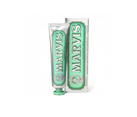 Marvis Dentifrico Classic Strong Mint 75ml