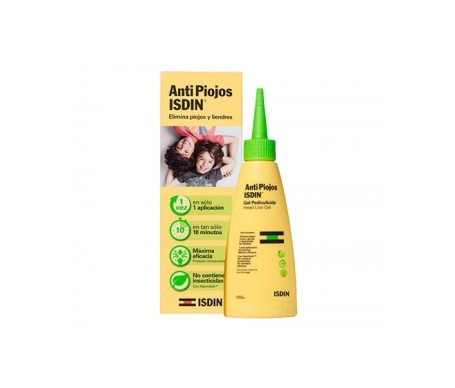 Isdin® antipiojos gel 100ml