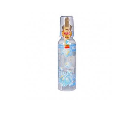 Nuk Bib Pp Latex Azul 2l 330ml