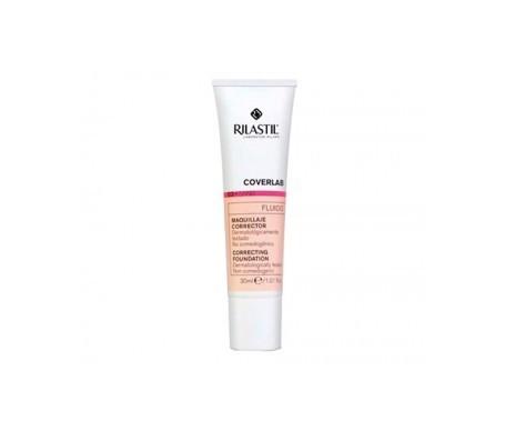 Rilastil Coverlab base maquillaje fluido tono arena 30ml